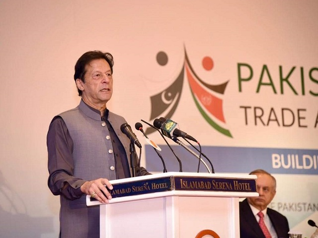 Pakistan to work with whoever Afghans bring to power: Imran Khan