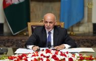 'We don't want charity, we want connectivity': Afghan president at donor conference