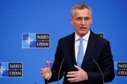 NATO chief on Afghanistan: All options remain open