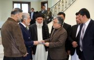 Afghan reconciliation council proposes interim government