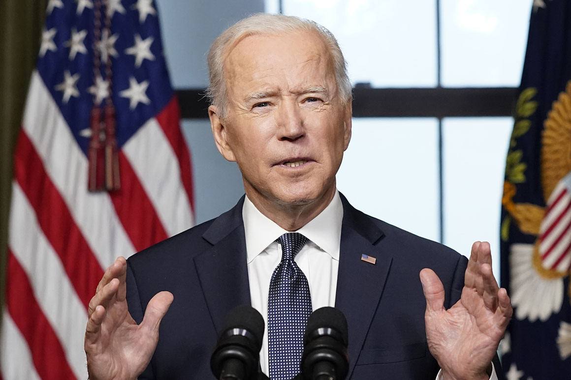 Full transcript of Biden's speech on troop withdrawal from Afghanistan