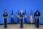 NATO announces final withdrawal from Afghanistan
